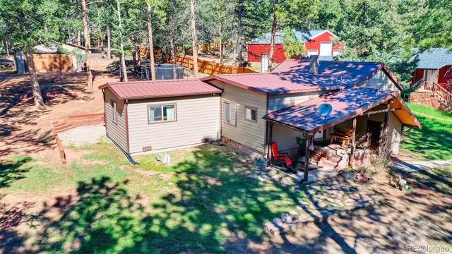 1018 Spruce Ridge Lane, Woodland Park, CO 80863 (#4819668) :: Colorado Home Finder Realty
