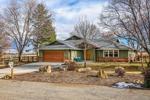 7876 Andrews Way, Boulder, CO 80303 (#4819995) :: The Colorado Foothills Team | Berkshire Hathaway Elevated Living Real Estate