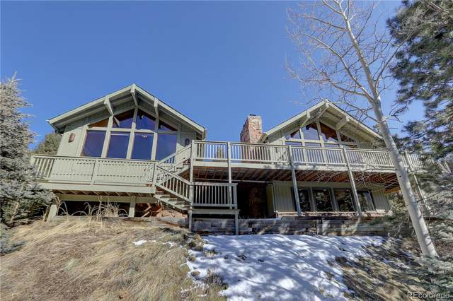2218 Witter Gulch, Evergreen, CO 80439 (MLS #4820121) :: 8z Real Estate