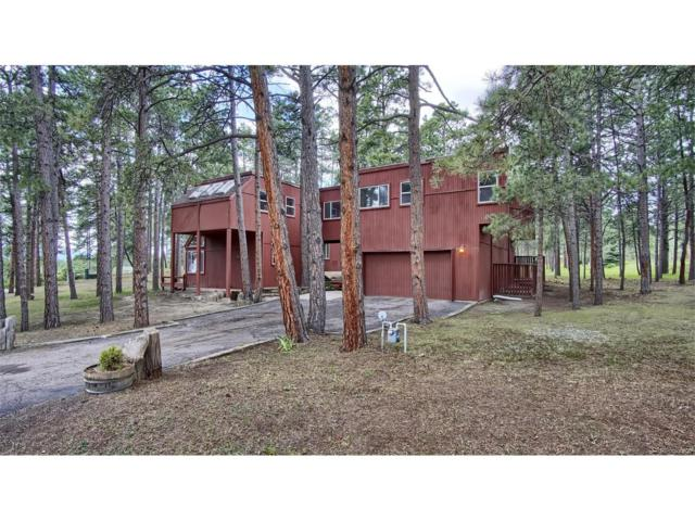 19270 Rim Of The World Drive, Monument, CO 80132 (MLS #4820331) :: 8z Real Estate