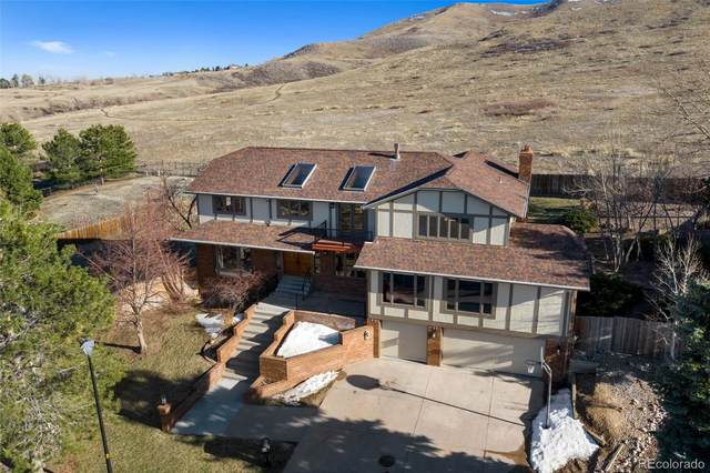 170 S Kilmer Street, Golden, CO 80401 (MLS #4820760) :: 8z Real Estate