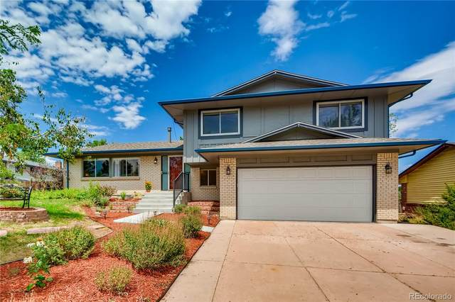 12669 W Warren Avenue, Lakewood, CO 80228 (MLS #4820927) :: 8z Real Estate