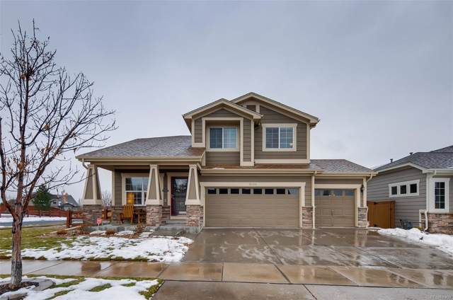 16164 E 105th Avenue, Commerce City, CO 80022 (#4821100) :: The Healey Group