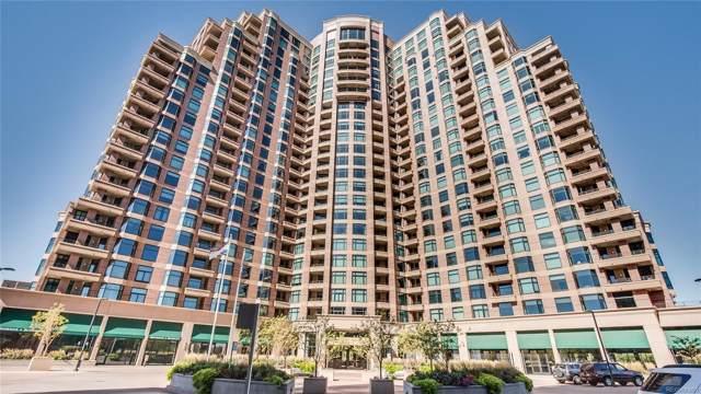 8100 E Union Avenue #1212, Denver, CO 80237 (#4821553) :: Bring Home Denver with Keller Williams Downtown Realty LLC
