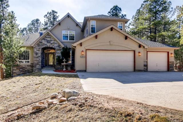 7473 Cameron Drive, Larkspur, CO 80118 (#4821593) :: The DeGrood Team