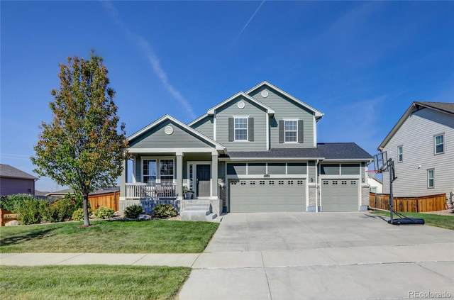 11349 Lovage Way, Parker, CO 80134 (MLS #4821647) :: 8z Real Estate