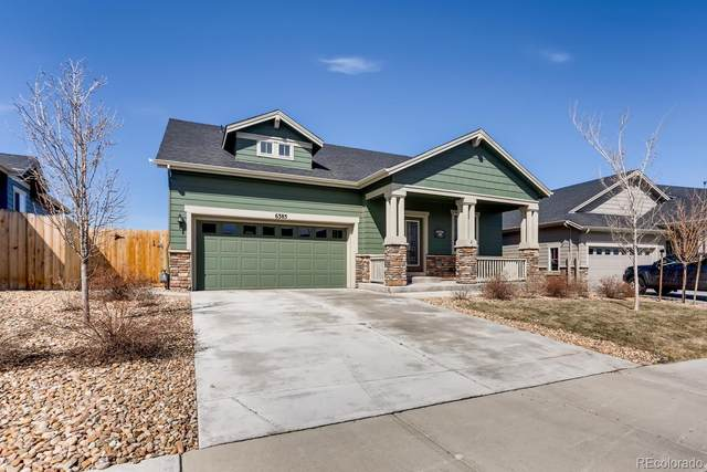 6385 S Harvest Street, Aurora, CO 80016 (#4821745) :: My Home Team