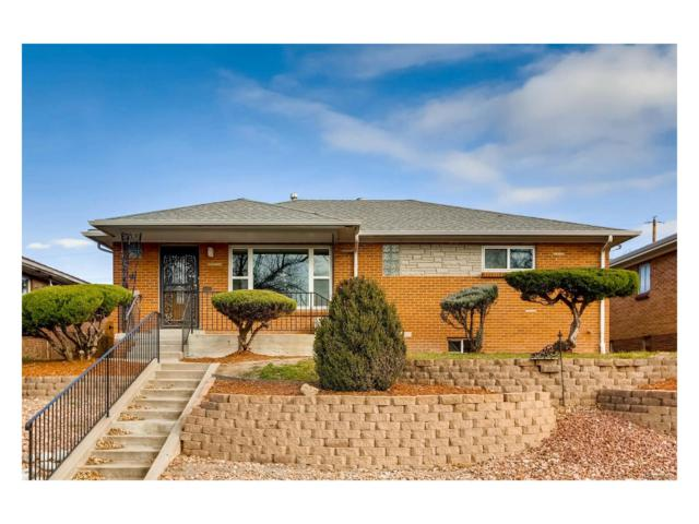 3660 Ivanhoe Street, Denver, CO 80207 (#4821901) :: Thrive Real Estate Group