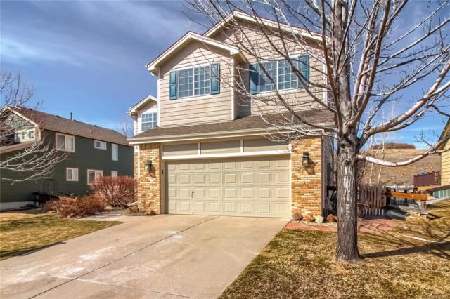 8167 Briar Ridge Drive, Castle Pines, CO 80108 (#4821969) :: The HomeSmiths Team - Keller Williams