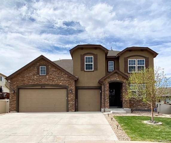 18173 Keswick Court, Parker, CO 80134 (#4822189) :: The HomeSmiths Team - Keller Williams