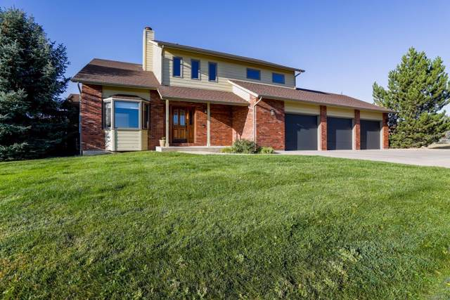 9268 Gunbarrel Ridge Road, Boulder, CO 80301 (#4822731) :: The DeGrood Team
