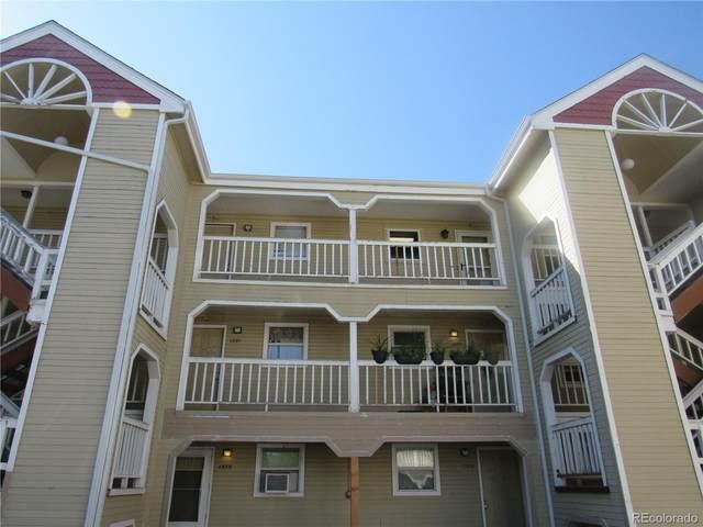 1287 S Gilbert Street A303, Castle Rock, CO 80104 (MLS #4823427) :: 8z Real Estate