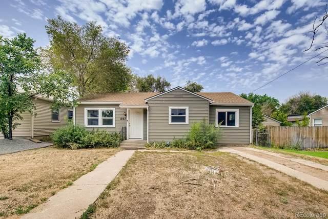1867 S Saint Paul Street, Denver, CO 80210 (#4823433) :: Bring Home Denver with Keller Williams Downtown Realty LLC