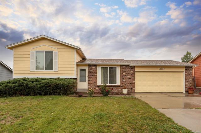 17774 E Arizona Place, Aurora, CO 80017 (MLS #4823701) :: Kittle Real Estate