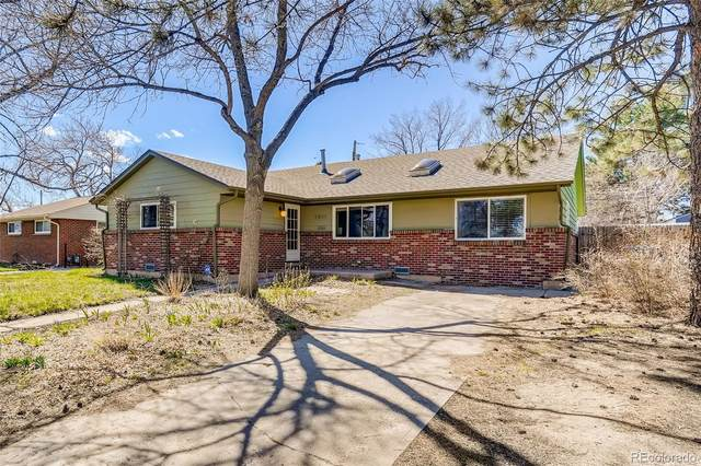 5931 Everett Street, Arvada, CO 80004 (#4823969) :: Bring Home Denver with Keller Williams Downtown Realty LLC