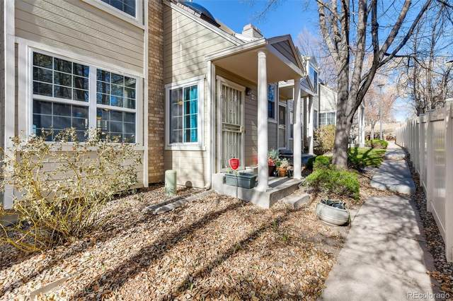 1818 S Quebec Way 8-4, Denver, CO 80231 (MLS #4823980) :: Bliss Realty Group