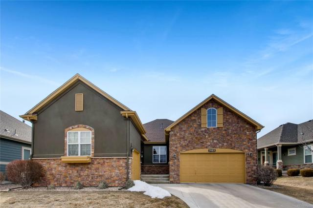 7483 Isabell Circle, Arvada, CO 80007 (MLS #4824207) :: 8z Real Estate
