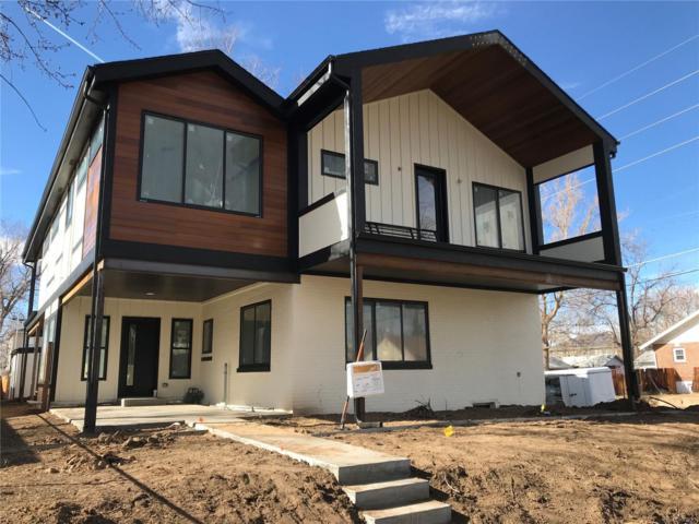 1805 S Franklin Street, Denver, CO 80210 (MLS #4824312) :: 8z Real Estate