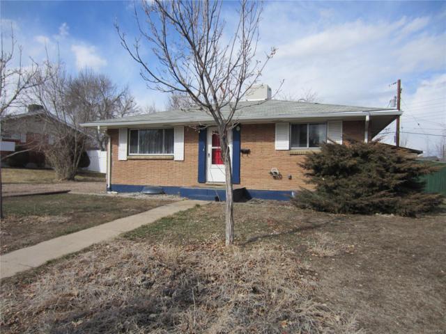 8316 Katherine Way, Denver, CO 80221 (MLS #4824563) :: Kittle Real Estate