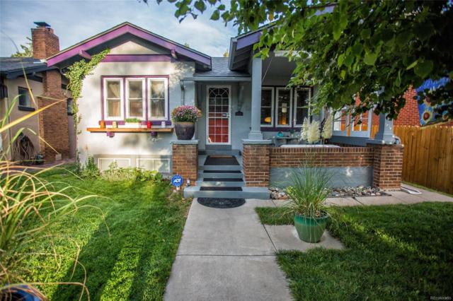 1844 S Lincoln Street, Denver, CO 80210 (#4824580) :: The HomeSmiths Team - Keller Williams