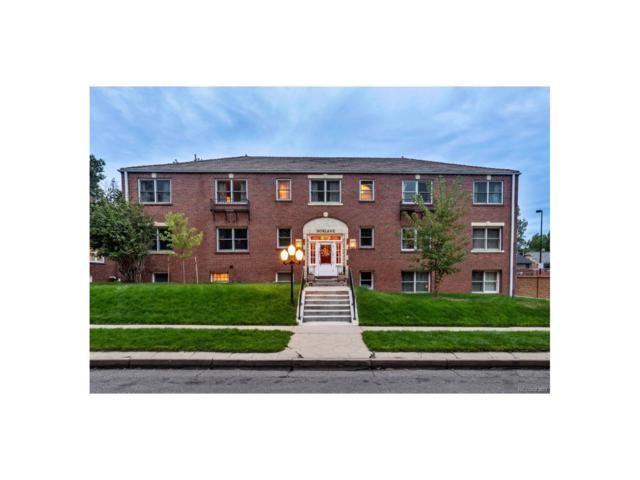 290 S Humboldt Street, Denver, CO 80209 (MLS #4824941) :: 8z Real Estate