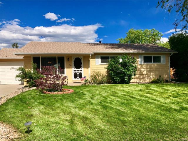 5198 S Keenland Court, Littleton, CO 80123 (#4825453) :: My Home Team