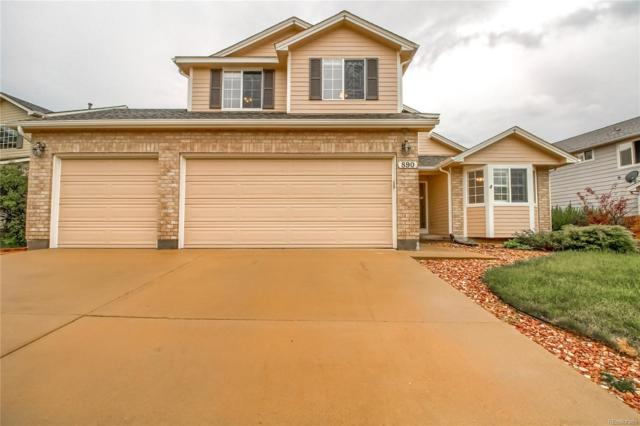 890 Quarterhorse Trail, Castle Rock, CO 80104 (#4825760) :: The Heyl Group at Keller Williams
