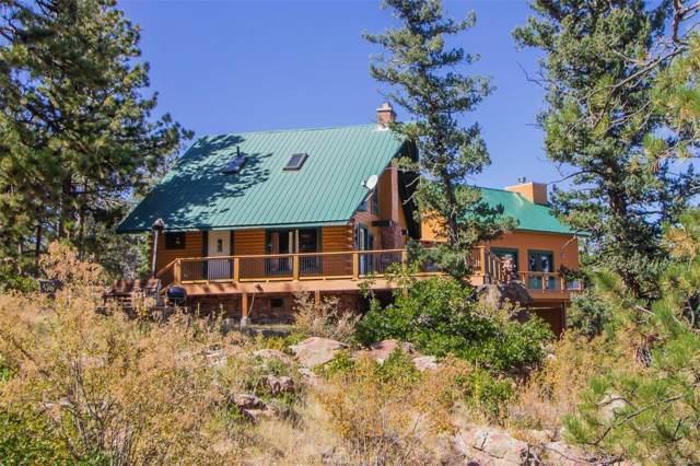 294 Cheyenne Road, Florissant, CO 80816 (MLS #4825893) :: 8z Real Estate