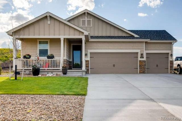 42073 S Pinehurst Circle, Elizabeth, CO 80107 (#4826278) :: The HomeSmiths Team - Keller Williams