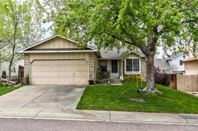 11395 W Maplewood Avenue, Littleton, CO 80127 (#4826678) :: The Pete Cook Home Group