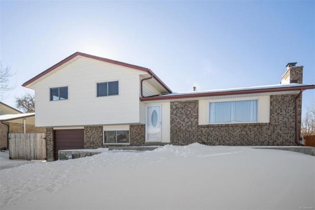8674 W Swarthmore Place, Littleton, CO 80123 (#4826956) :: The Heyl Group at Keller Williams