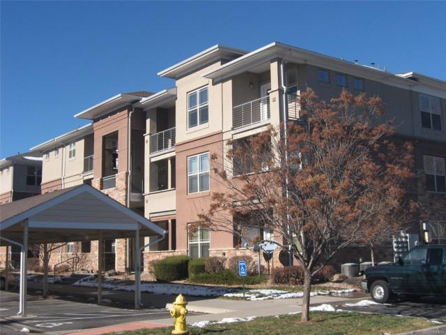 8073 W 51st Place #301, Arvada, CO 80002 (MLS #4827110) :: 8z Real Estate