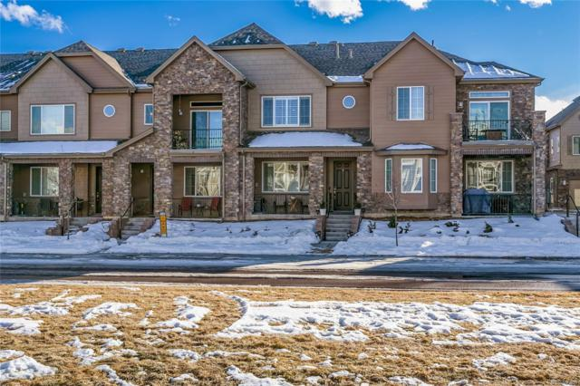 516 E Dry Creek Place, Littleton, CO 80122 (#4827405) :: The Heyl Group at Keller Williams