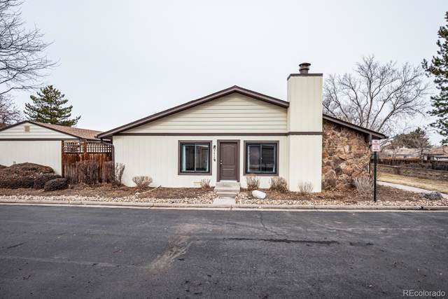 3658 S Laredo Street E, Aurora, CO 80013 (#4827446) :: The Griffith Home Team