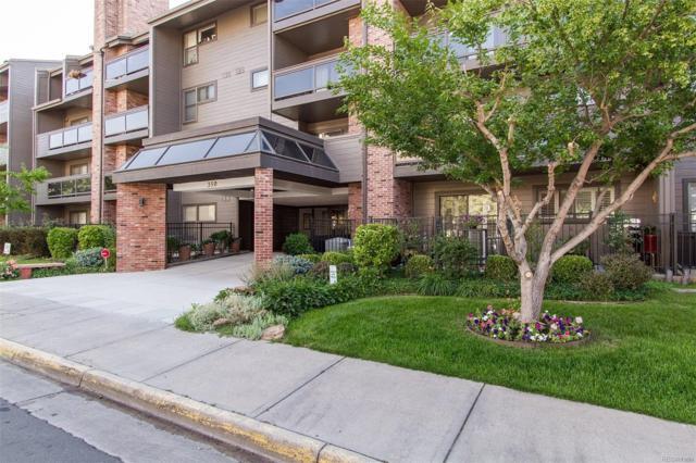 350 Detroit Street #210, Denver, CO 80206 (#4827664) :: Bring Home Denver