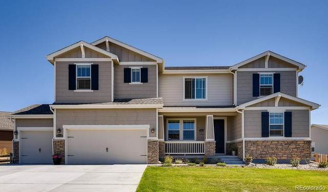 42346 Glen Abbey Drive, Elizabeth, CO 80107 (MLS #4827720) :: 8z Real Estate