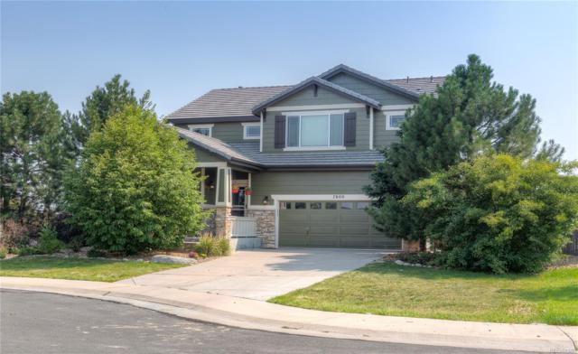 7800 E 129th Place, Thornton, CO 80602 (#4828272) :: The Peak Properties Group
