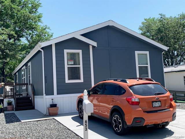 1801 W 92nd Avenue, Federal Heights, CO 80260 (MLS #4828437) :: 8z Real Estate