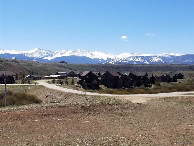 1101 County Road 5142, Tabernash, CO 80478 (#4829115) :: iHomes Colorado