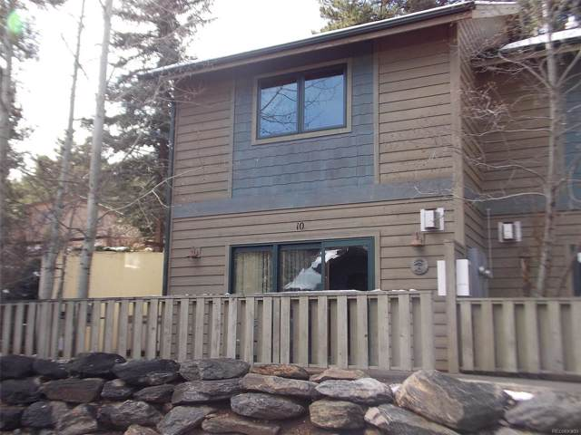 2100 Fall River Road #10, Estes Park, CO 80517 (MLS #4829148) :: 8z Real Estate