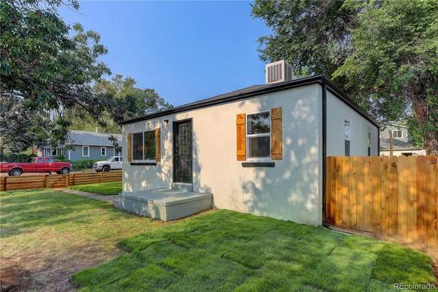 3195 S Clarkson Street, Englewood, CO 80113 (#4829199) :: Kimberly Austin Properties