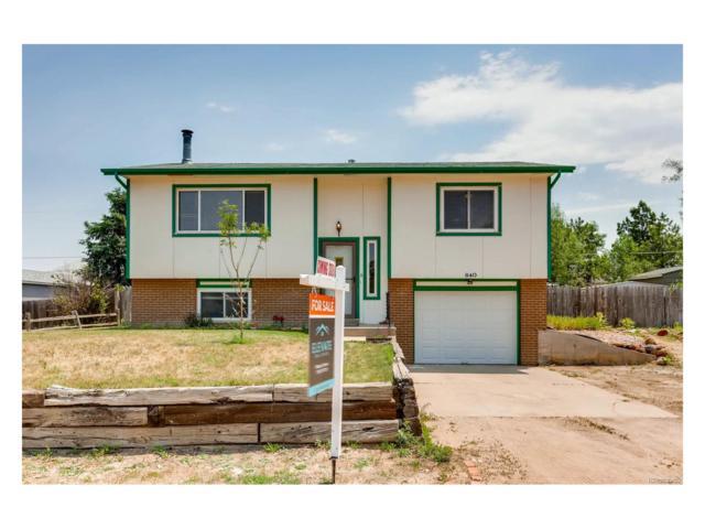 840 S Chestnut Street, Elizabeth, CO 80107 (MLS #4829961) :: 8z Real Estate
