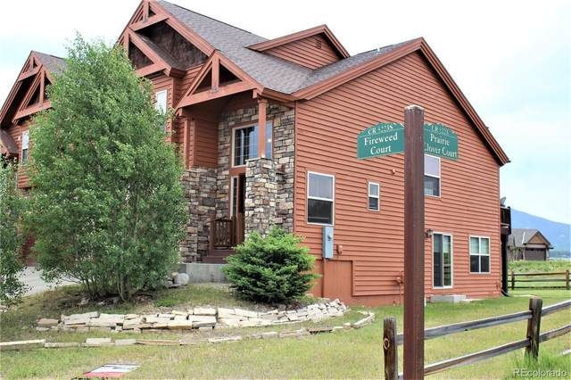 18 County Road 5223S B1, Tabernash, CO 80478 (#4830952) :: Sultan Newman Group