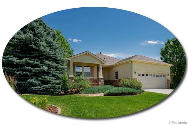 21084 E Greenwood Place, Aurora, CO 80013 (MLS #4831279) :: 8z Real Estate