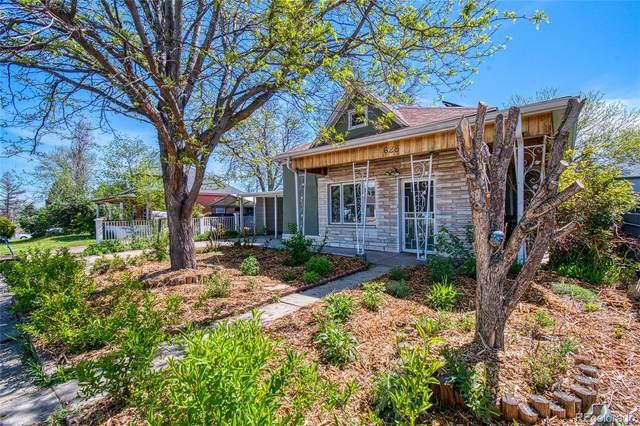 628 Osceola Street, Denver, CO 80204 (#4831532) :: The Griffith Home Team