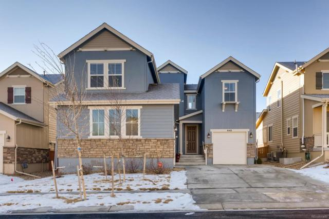 648 W 171st Place, Broomfield, CO 80023 (MLS #4832251) :: 8z Real Estate