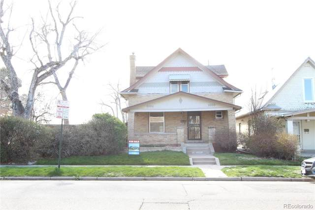 1193 S Clarkkson Street, Denver, CO 80210 (#4832298) :: milehimodern