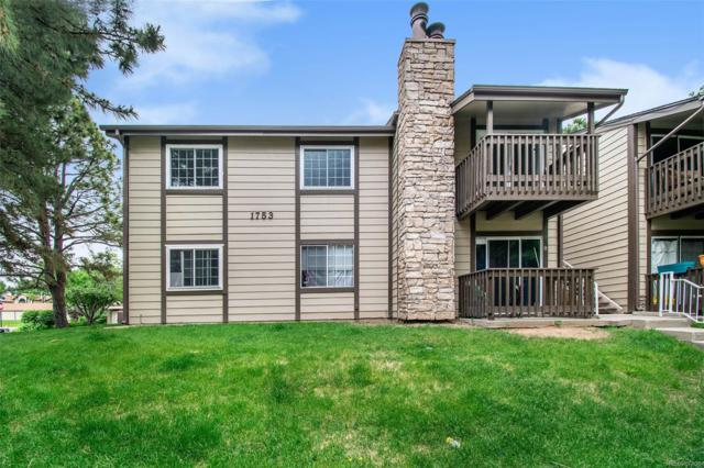 1753 S Pitkin Street B, Aurora, CO 80017 (#4832852) :: The Peak Properties Group