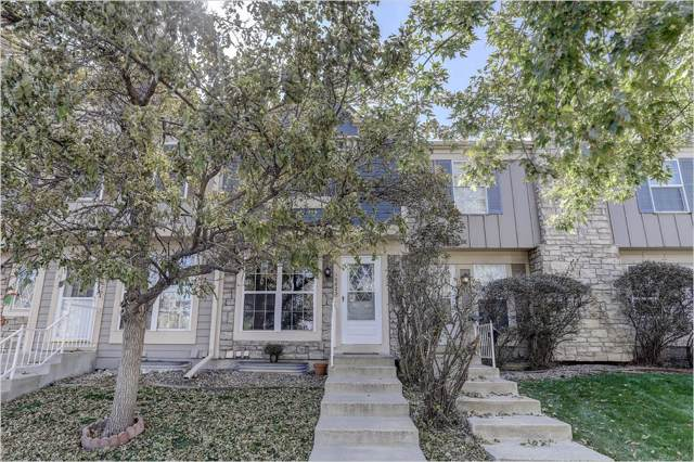 10823 W Dartmouth Avenue, Lakewood, CO 80227 (#4833546) :: The Peak Properties Group