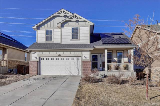24249 E Brandt Avenue, Aurora, CO 80016 (#4834260) :: The Griffith Home Team